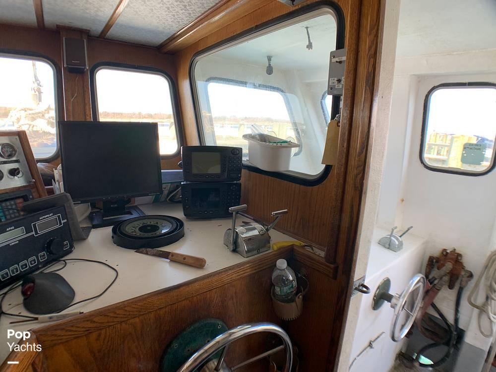 2001 Novi boat for sale, model of the boat is Gillnetter & Image # 26 of 40