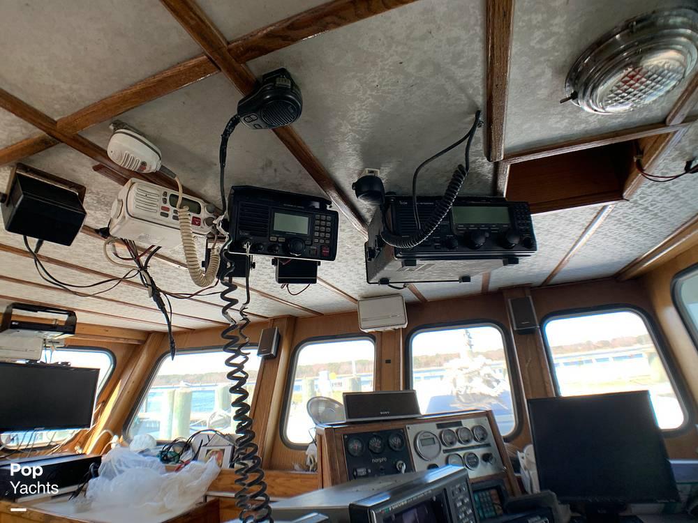 2001 Novi boat for sale, model of the boat is Gillnetter & Image # 27 of 40