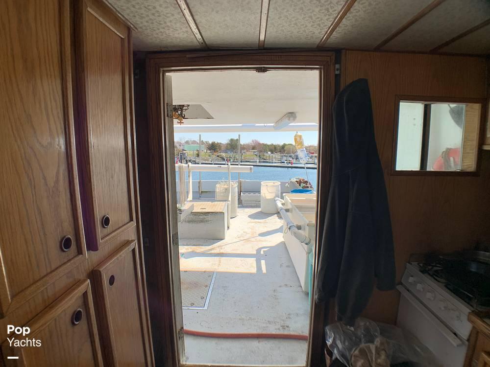2001 Novi boat for sale, model of the boat is Gillnetter & Image # 29 of 40