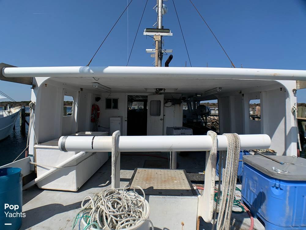 2001 Novi boat for sale, model of the boat is Gillnetter & Image # 30 of 40