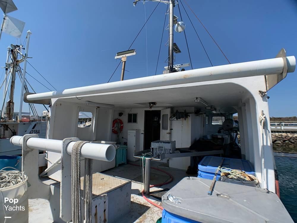 2001 Novi boat for sale, model of the boat is Gillnetter & Image # 4 of 40