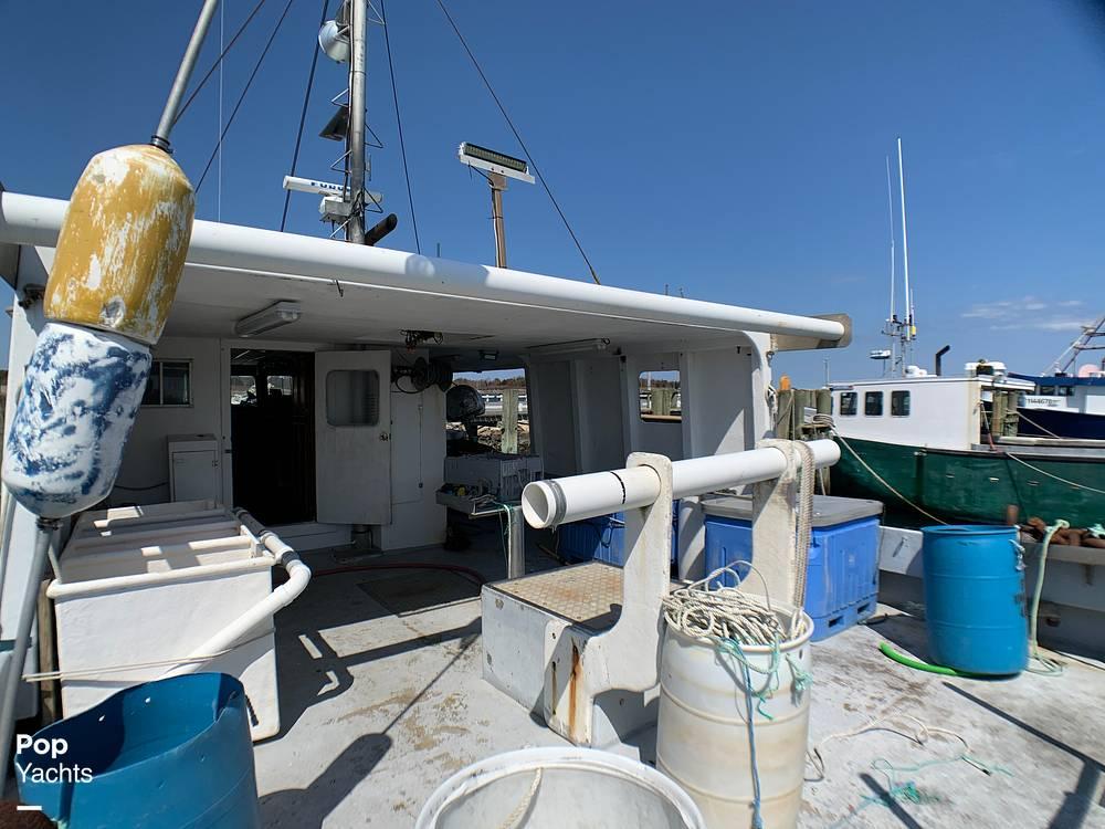 2001 Novi boat for sale, model of the boat is Gillnetter & Image # 5 of 40