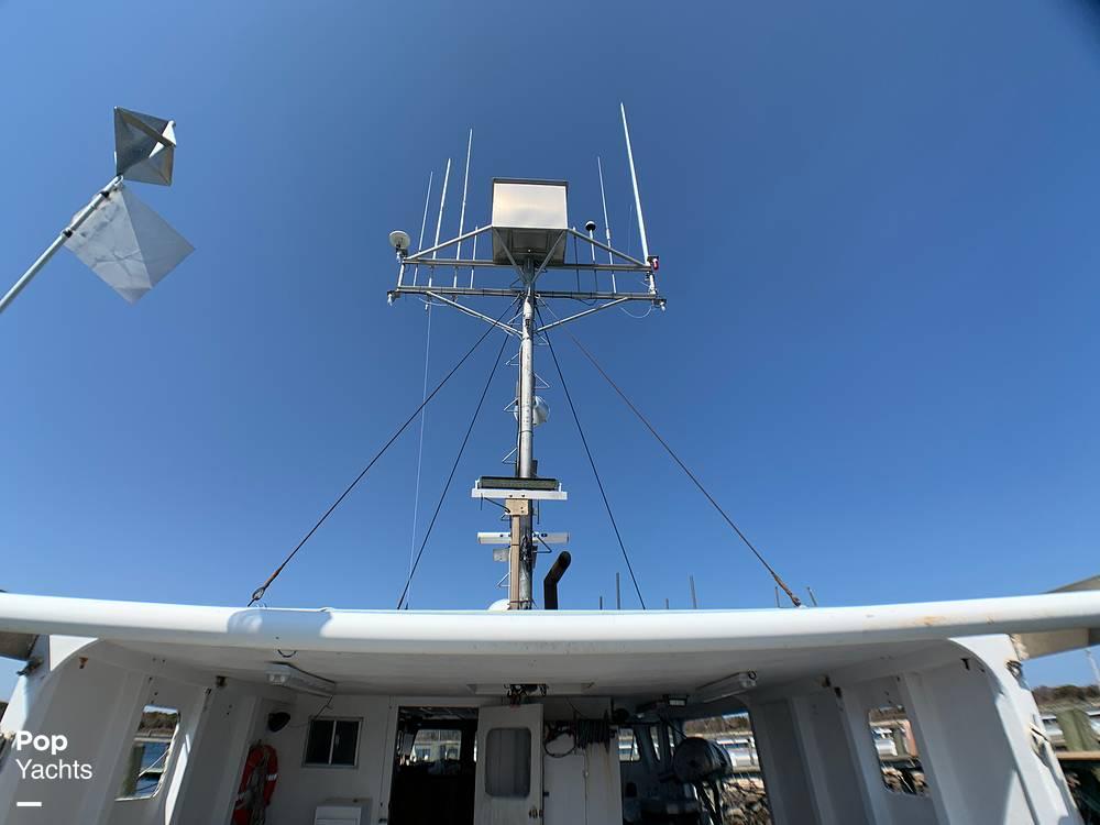 2001 Novi boat for sale, model of the boat is Gillnetter & Image # 11 of 40