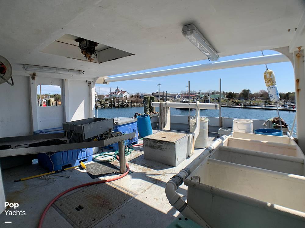2001 Novi boat for sale, model of the boat is Gillnetter & Image # 8 of 40