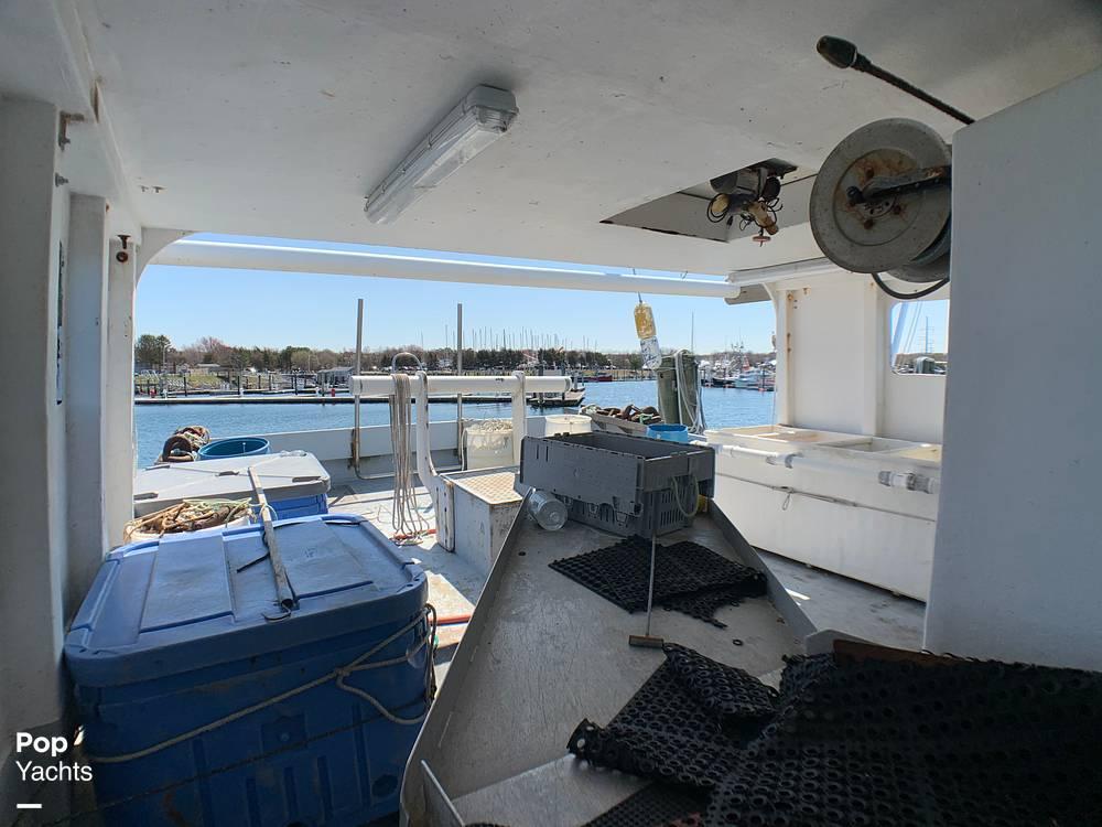 2001 Novi boat for sale, model of the boat is Gillnetter & Image # 9 of 40