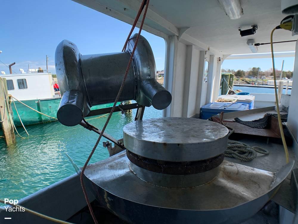 2001 Novi boat for sale, model of the boat is Gillnetter & Image # 35 of 40