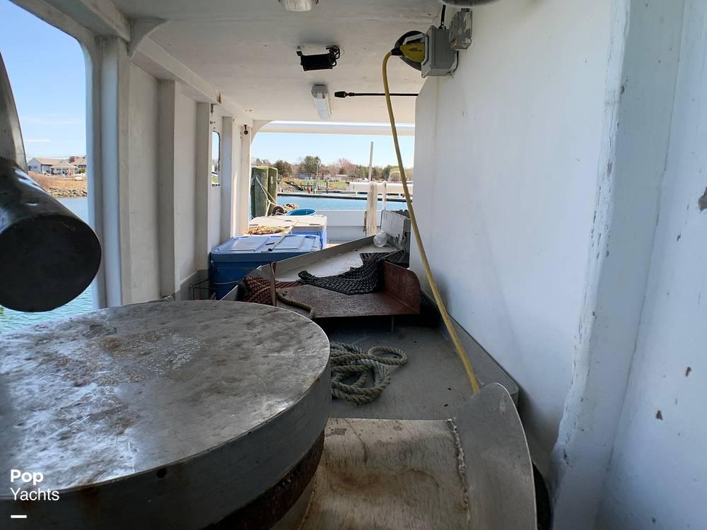2001 Novi boat for sale, model of the boat is Gillnetter & Image # 36 of 40