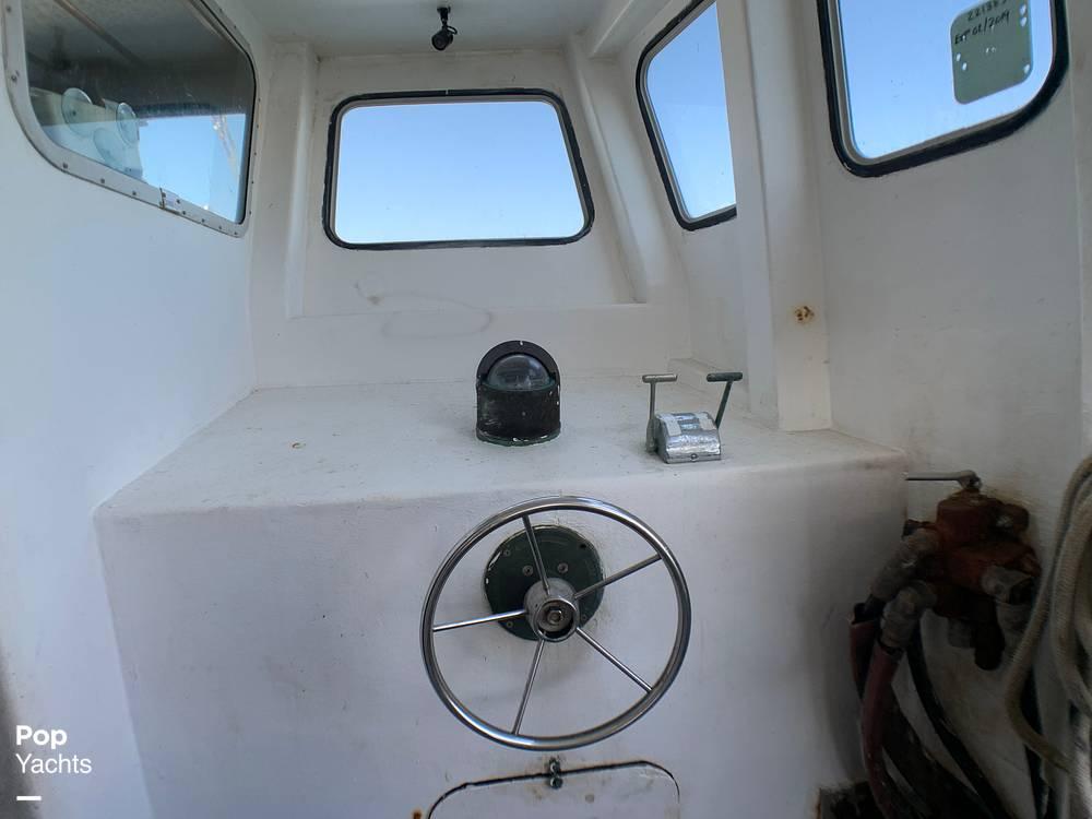 2001 Novi boat for sale, model of the boat is Gillnetter & Image # 38 of 40
