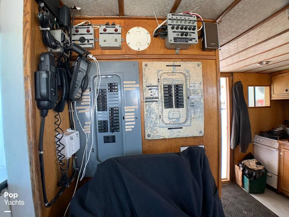 2001 Novi boat for sale, model of the boat is Gillnetter & Image # 39 of 40