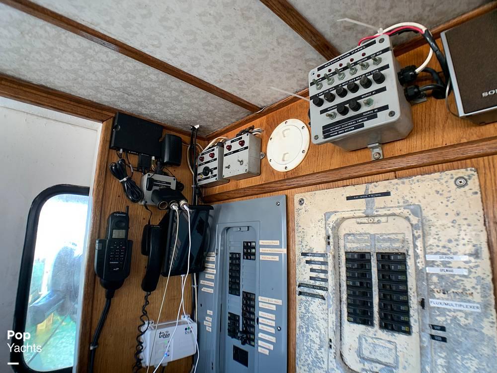 2001 Novi boat for sale, model of the boat is Gillnetter & Image # 40 of 40