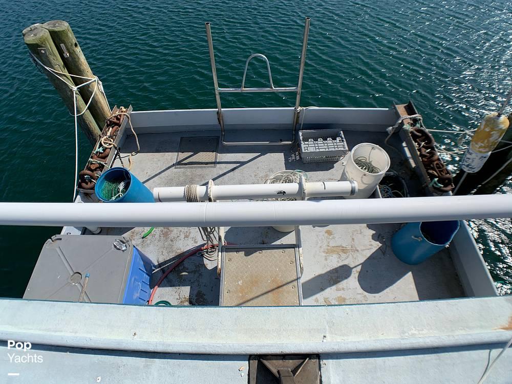2001 Novi boat for sale, model of the boat is Gillnetter & Image # 12 of 40