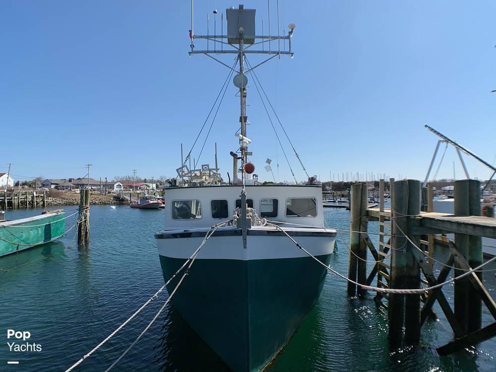 2001 Novi boat for sale, model of the boat is Gillnetter & Image # 2 of 40