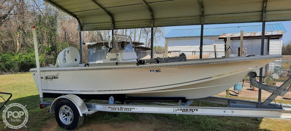 2017 Bulls Bay boat for sale, model of the boat is 1700 & Image # 2 of 40