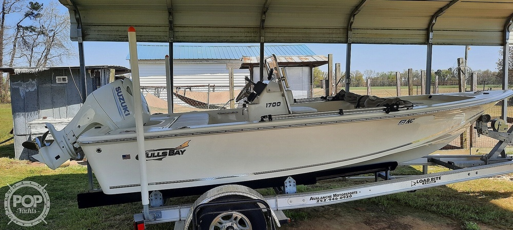 2017 Bulls Bay boat for sale, model of the boat is 1700 & Image # 3 of 40