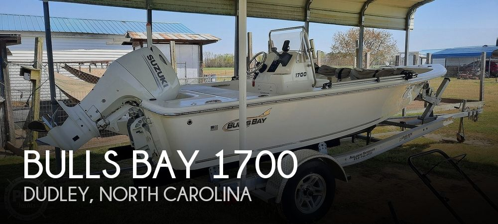 2017 Bulls Bay boat for sale, model of the boat is 1700 & Image # 1 of 40