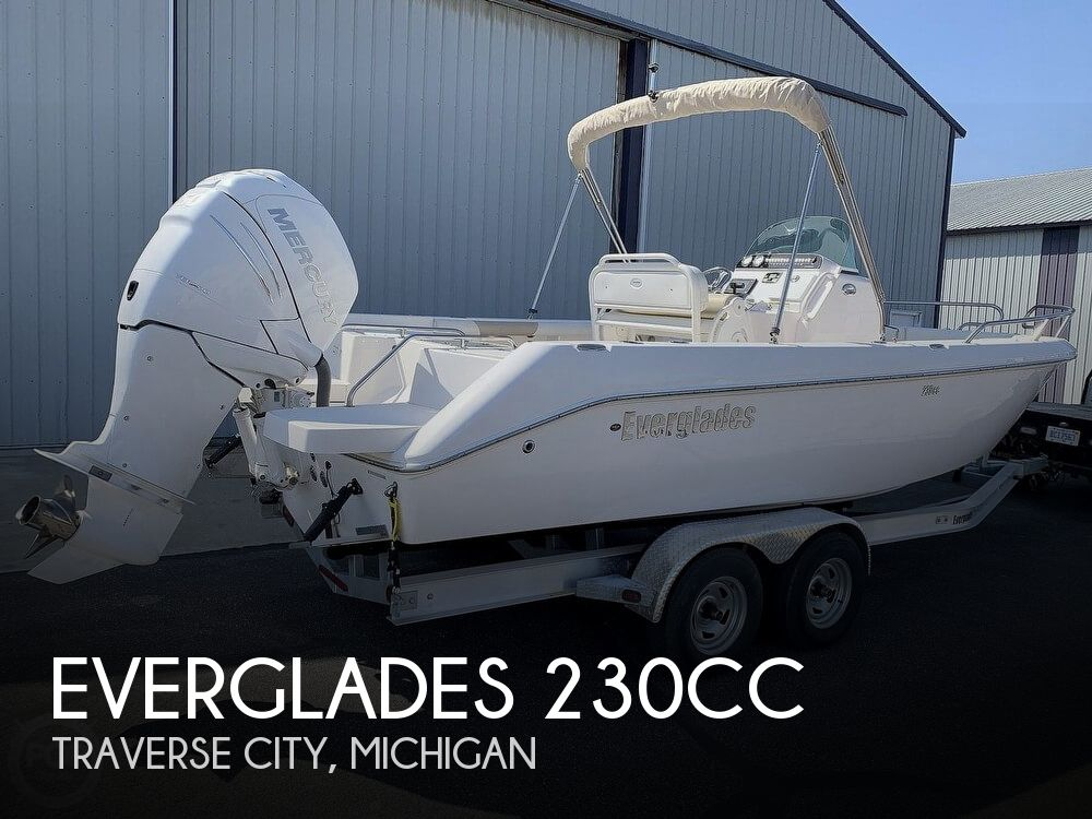 Used Everglades Boats For Sale by owner | 2014 Everglades 230cc