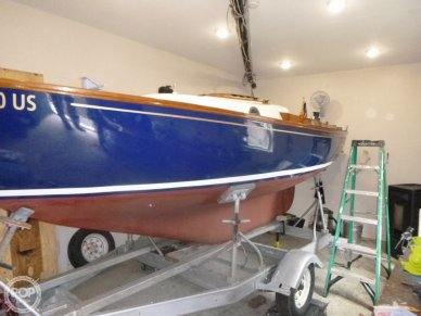 Cape Dory Typhoon 18 Weekender, 18, for sale in New Hampshire - $17,750