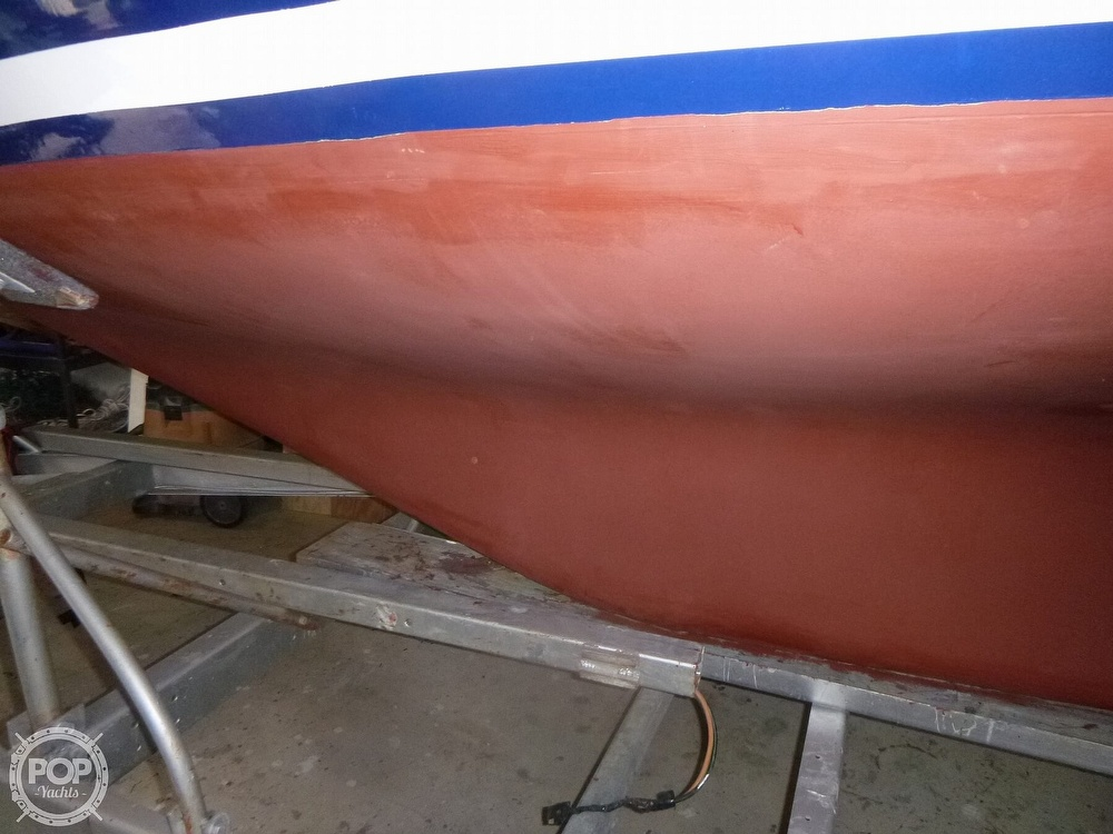 1974 Cape Dory boat for sale, model of the boat is Typhoon 18 Weekender & Image # 5 of 40