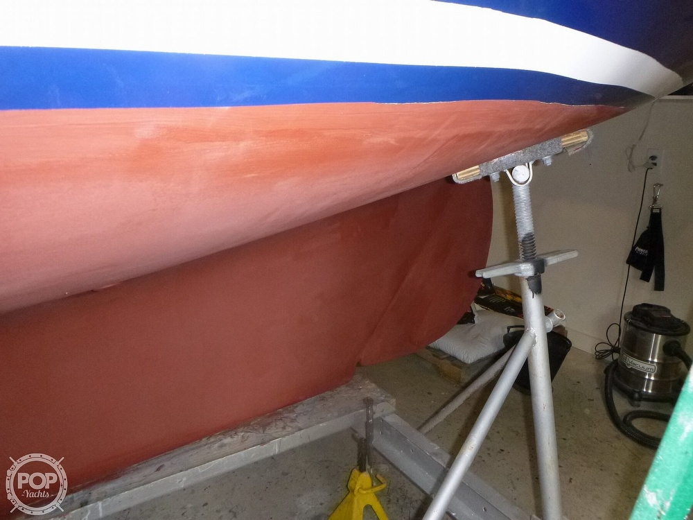 1974 Cape Dory boat for sale, model of the boat is Typhoon 18 Weekender & Image # 6 of 40