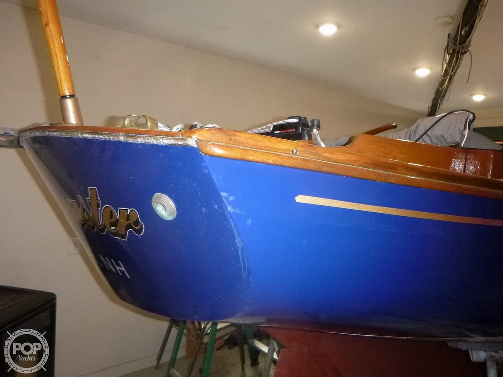 1974 Cape Dory boat for sale, model of the boat is Typhoon 18 Weekender & Image # 3 of 40