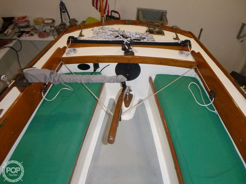 1974 Cape Dory boat for sale, model of the boat is Typhoon 18 Weekender & Image # 10 of 40