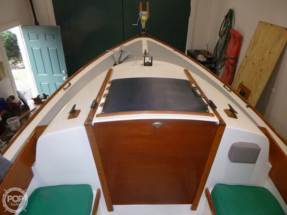 1974 Cape Dory boat for sale, model of the boat is Typhoon 18 Weekender & Image # 14 of 40