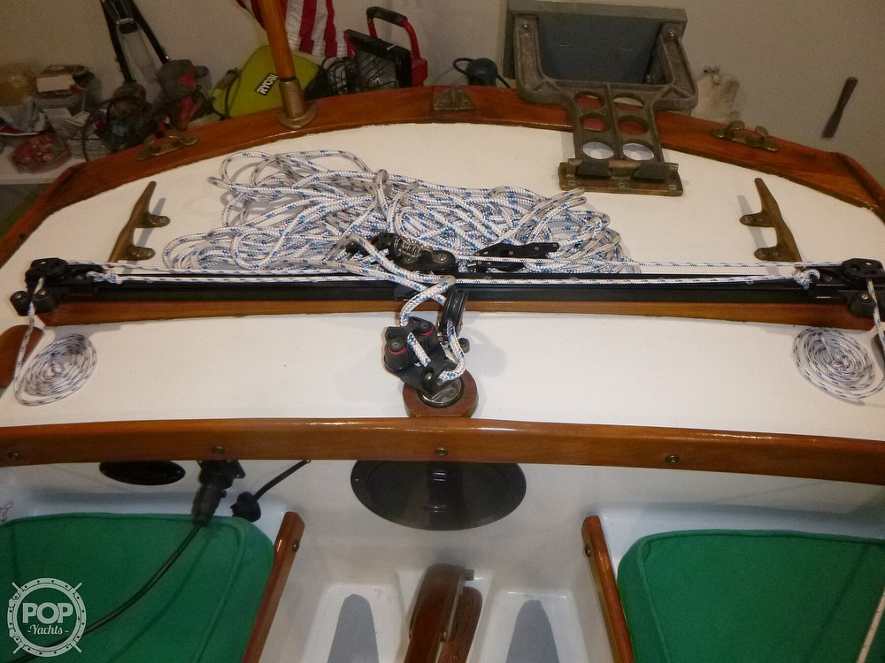 1974 Cape Dory boat for sale, model of the boat is Typhoon 18 Weekender & Image # 15 of 40