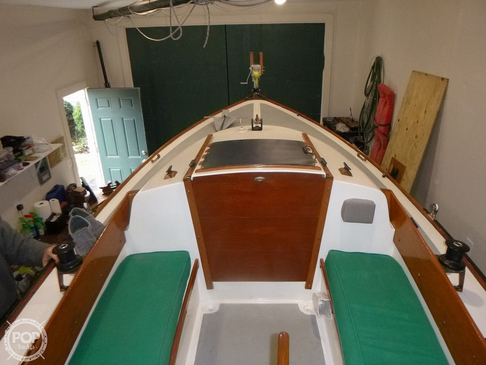 1974 Cape Dory boat for sale, model of the boat is Typhoon 18 Weekender & Image # 16 of 40