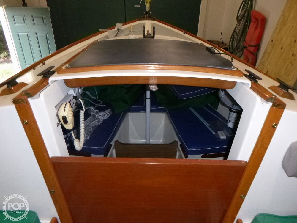 1974 Cape Dory boat for sale, model of the boat is Typhoon 18 Weekender & Image # 20 of 40