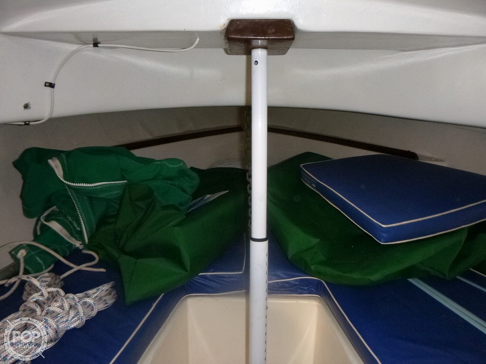 1974 Cape Dory boat for sale, model of the boat is Typhoon 18 Weekender & Image # 23 of 40