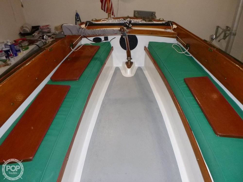 1974 Cape Dory boat for sale, model of the boat is Typhoon 18 Weekender & Image # 36 of 40