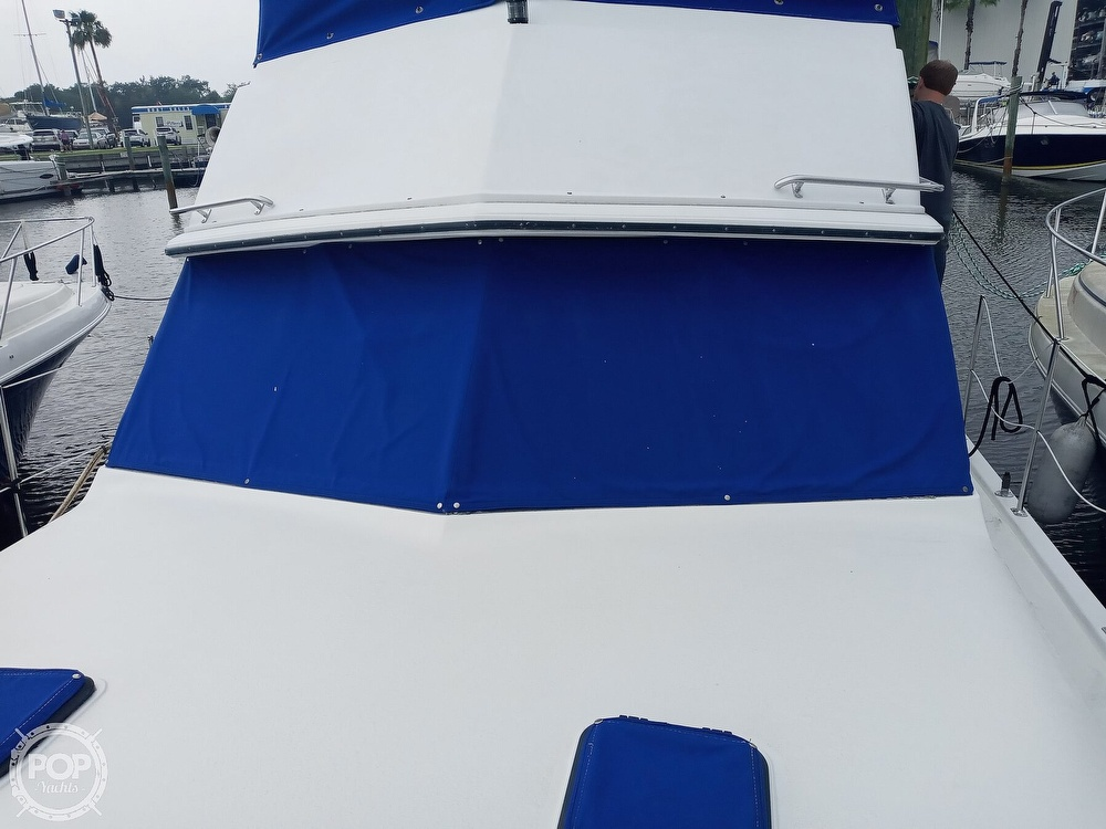 1990 Carver boat for sale, model of the boat is 3607 Aft Cabin & Image # 19 of 40