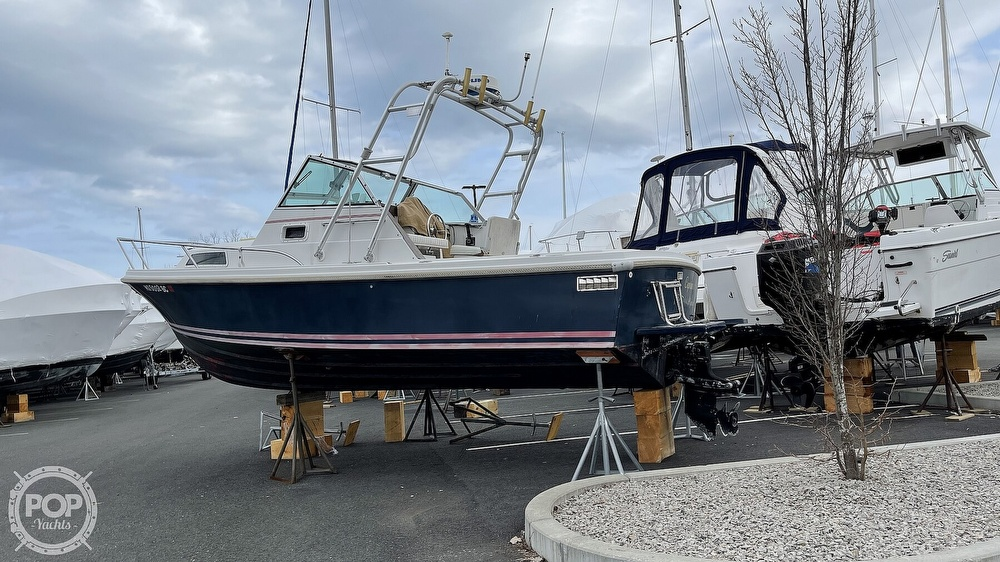 1988 Hinterhoeller boat for sale, model of the boat is Limestone 24 Express Cruiser & Image # 19 of 40
