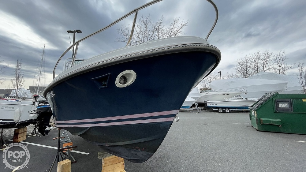 1988 Hinterhoeller boat for sale, model of the boat is Limestone 24 Express Cruiser & Image # 22 of 40