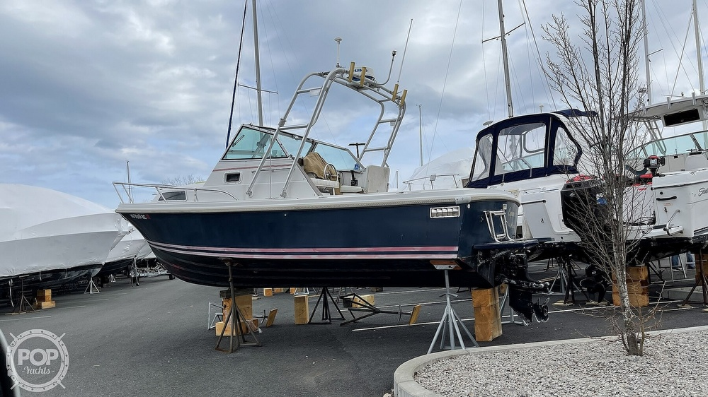 1988 Hinterhoeller boat for sale, model of the boat is Limestone 24 Express Cruiser & Image # 24 of 40