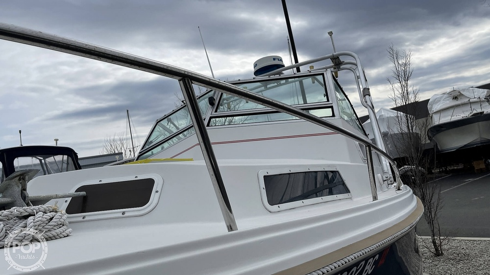 1988 Hinterhoeller boat for sale, model of the boat is Limestone 24 Express Cruiser & Image # 34 of 40