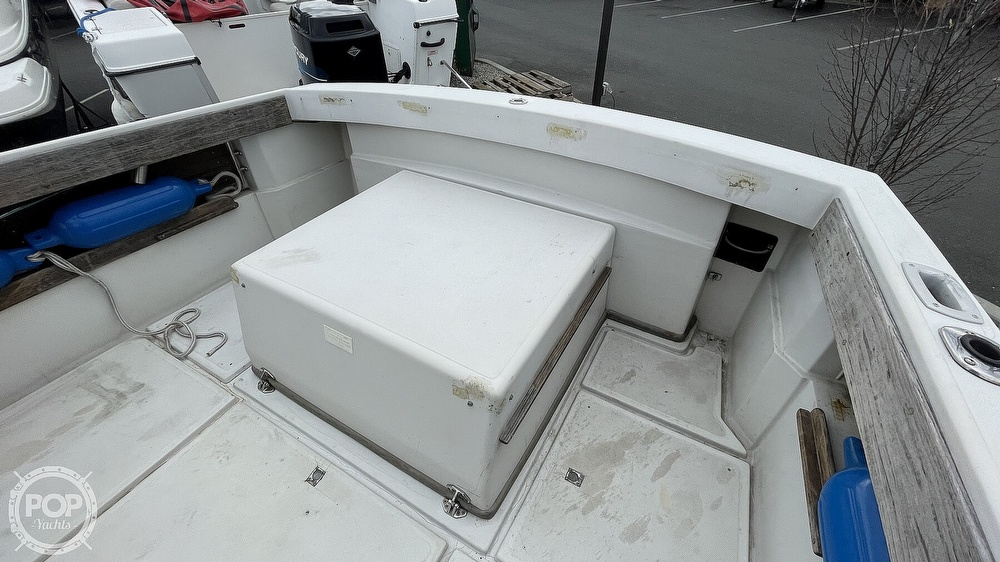1988 Hinterhoeller boat for sale, model of the boat is Limestone 24 Express Cruiser & Image # 38 of 40