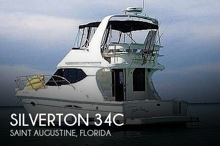 Used Boats For Sale in Jacksonville, Florida by owner | 2006 Silverton 34C