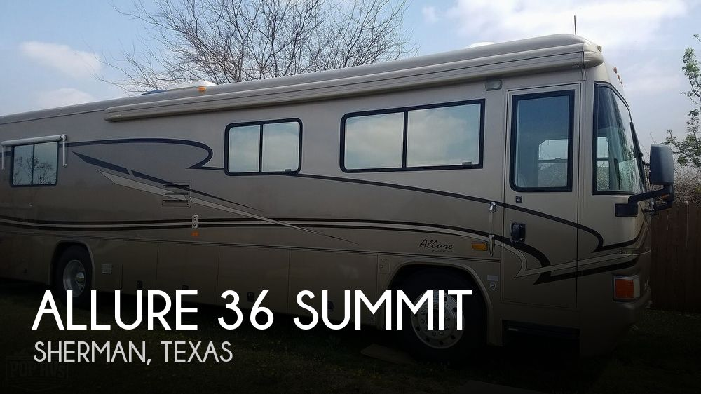 2002 Country Coach Allure 36 Summit