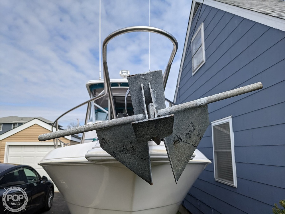 1996 Pro-Line boat for sale, model of the boat is 251 Walkaround & Image # 9 of 40