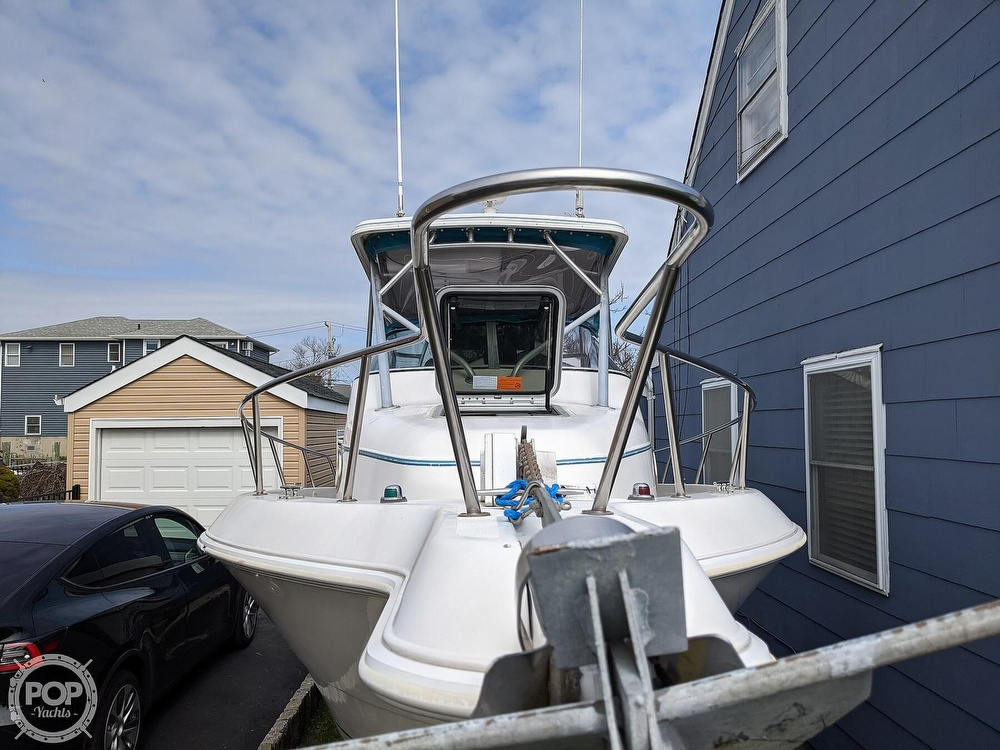 1996 Pro-Line boat for sale, model of the boat is 251 Walkaround & Image # 10 of 40