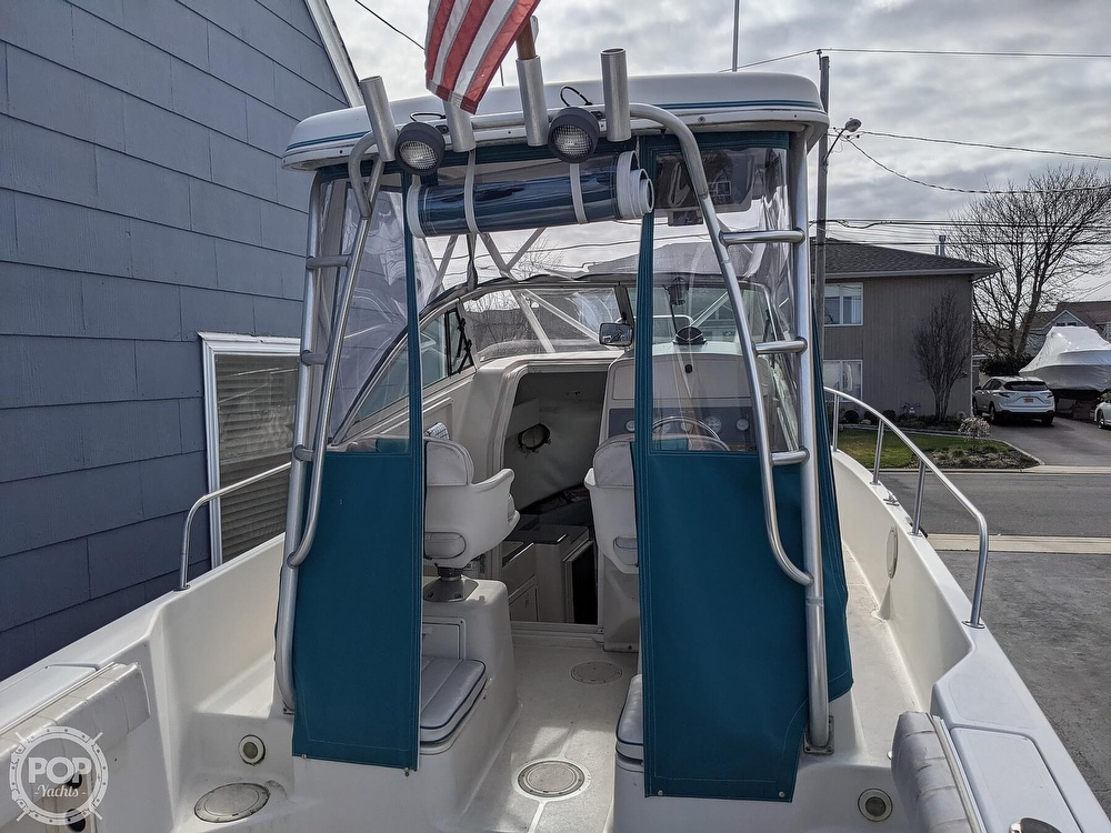 1996 Pro-Line boat for sale, model of the boat is 251 Walkaround & Image # 37 of 40