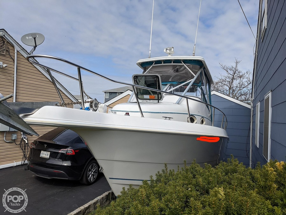 1996 Pro-Line boat for sale, model of the boat is 251 Walkaround & Image # 12 of 40