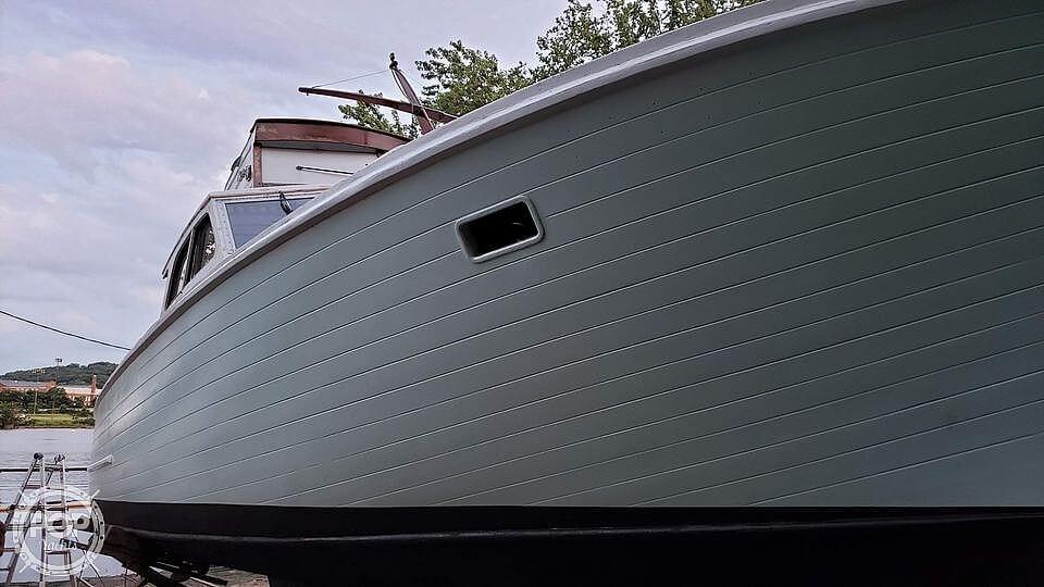 1963 Egg Harbor boat for sale, model of the boat is Flybridge Express & Image # 16 of 40