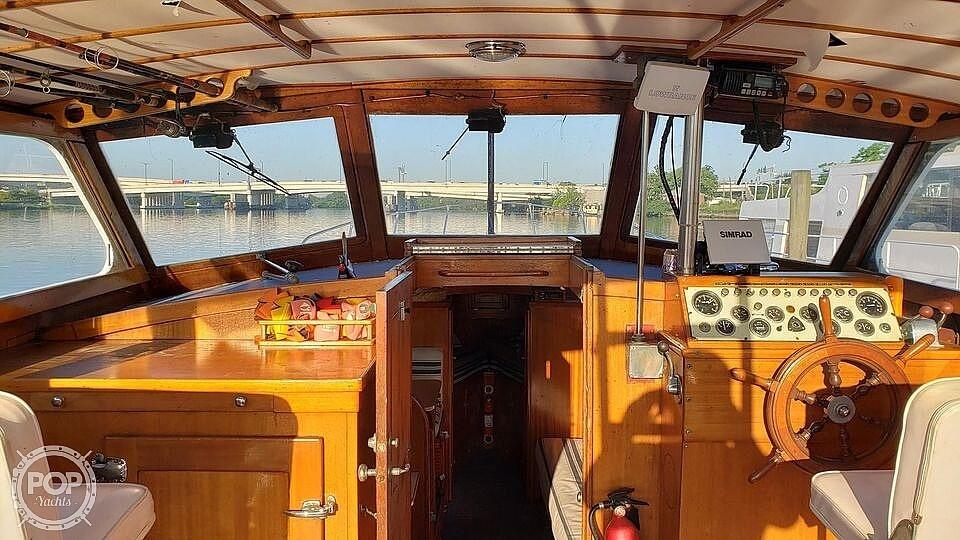 1963 Egg Harbor boat for sale, model of the boat is Flybridge Express & Image # 2 of 40