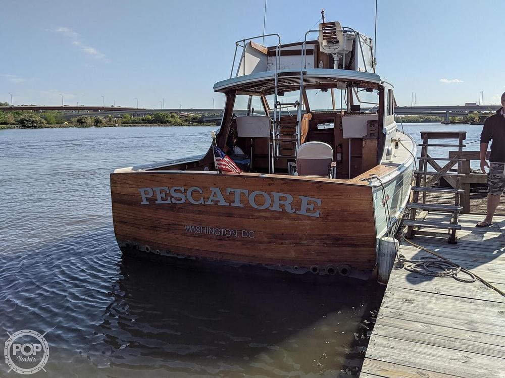 1963 Egg Harbor boat for sale, model of the boat is Flybridge Express & Image # 4 of 40