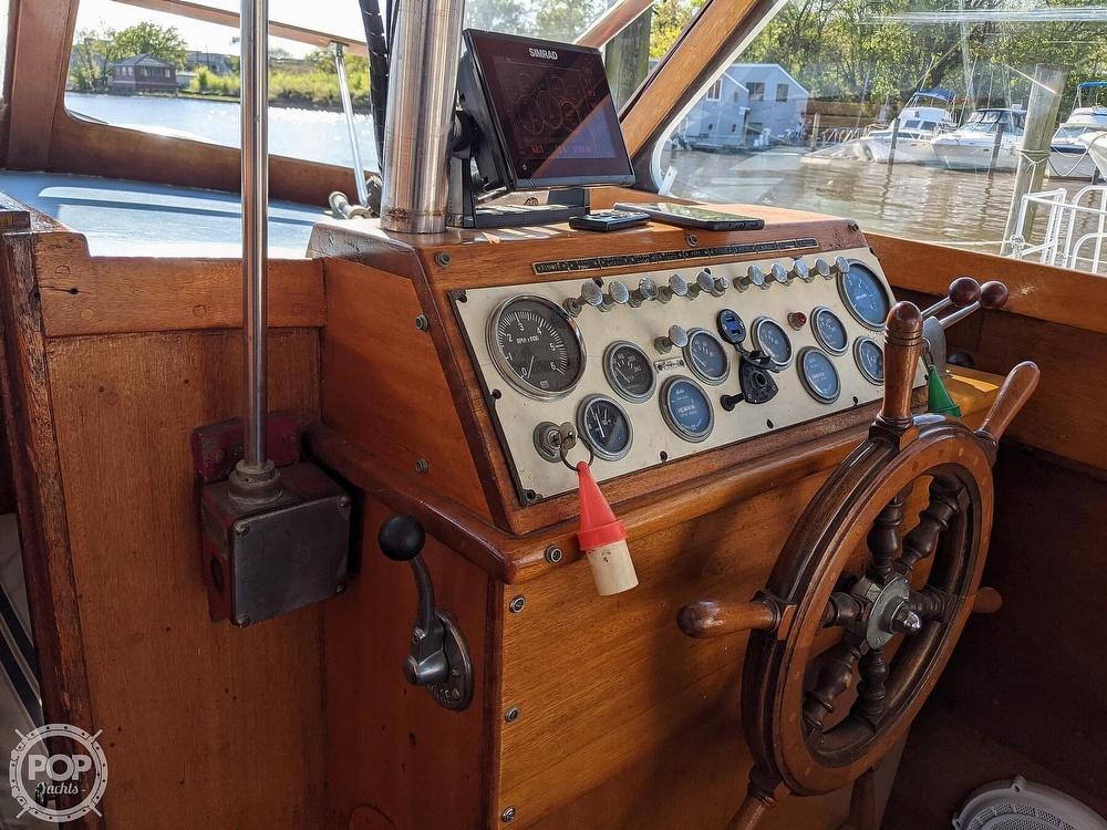 1963 Egg Harbor boat for sale, model of the boat is Flybridge Express & Image # 3 of 40