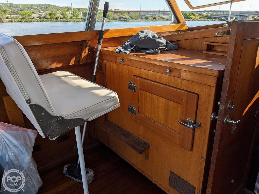 1963 Egg Harbor boat for sale, model of the boat is Flybridge Express & Image # 15 of 40