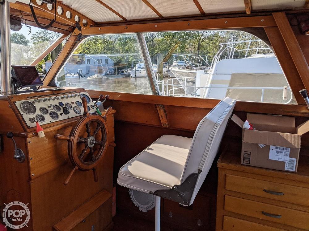 1963 Egg Harbor boat for sale, model of the boat is Flybridge Express & Image # 22 of 40