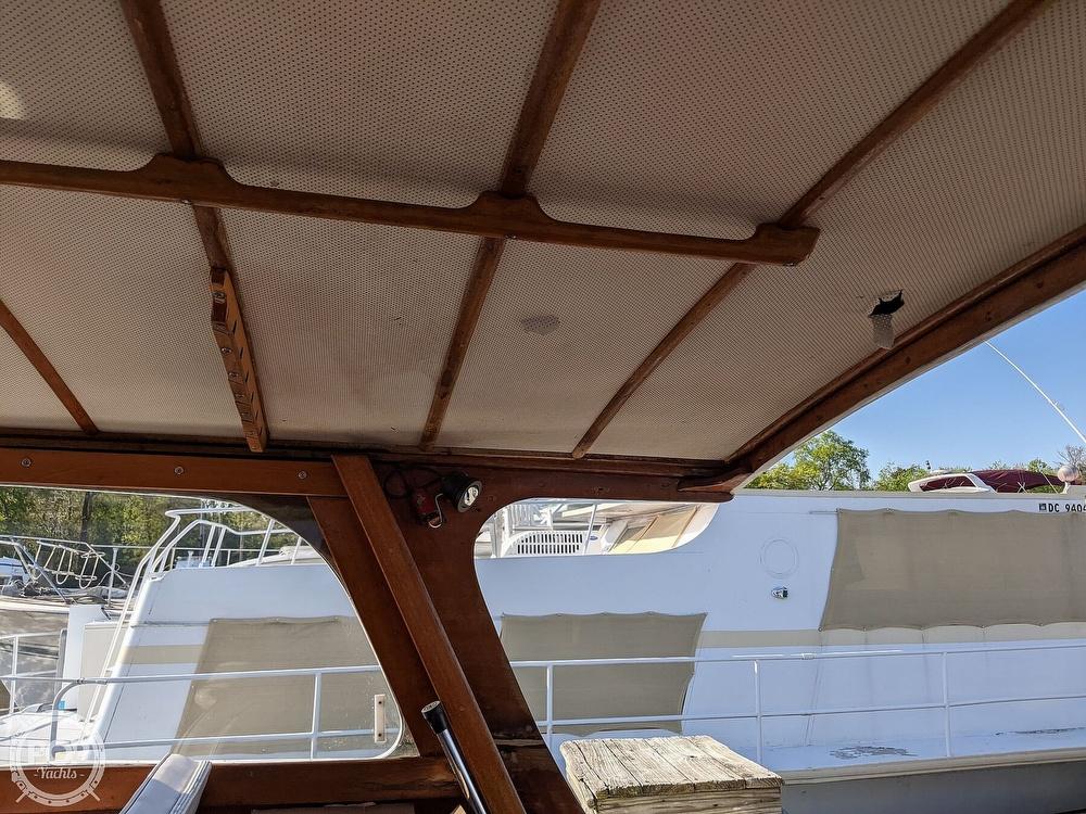 1963 Egg Harbor boat for sale, model of the boat is Flybridge Express & Image # 23 of 40